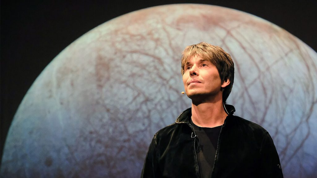 Brian Cox's 'The Planets' on BBC2